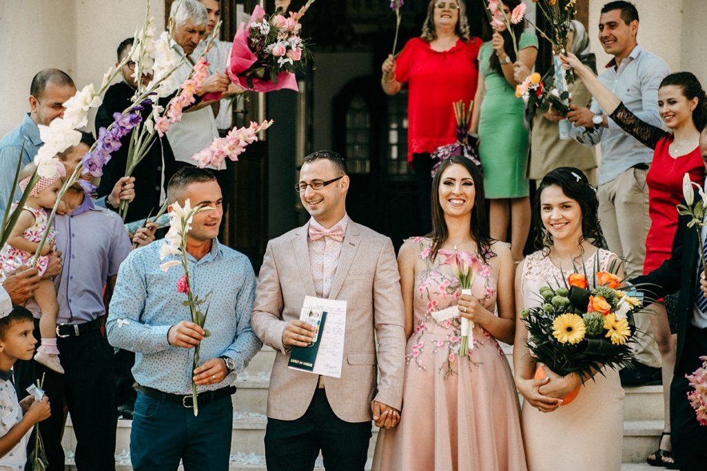 George & Adelina - Wedding 27