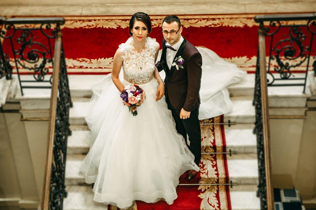 George & Adelina - Wedding 43