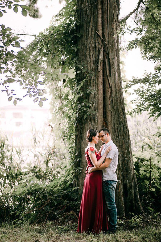 George & Adelina - Wedding 13