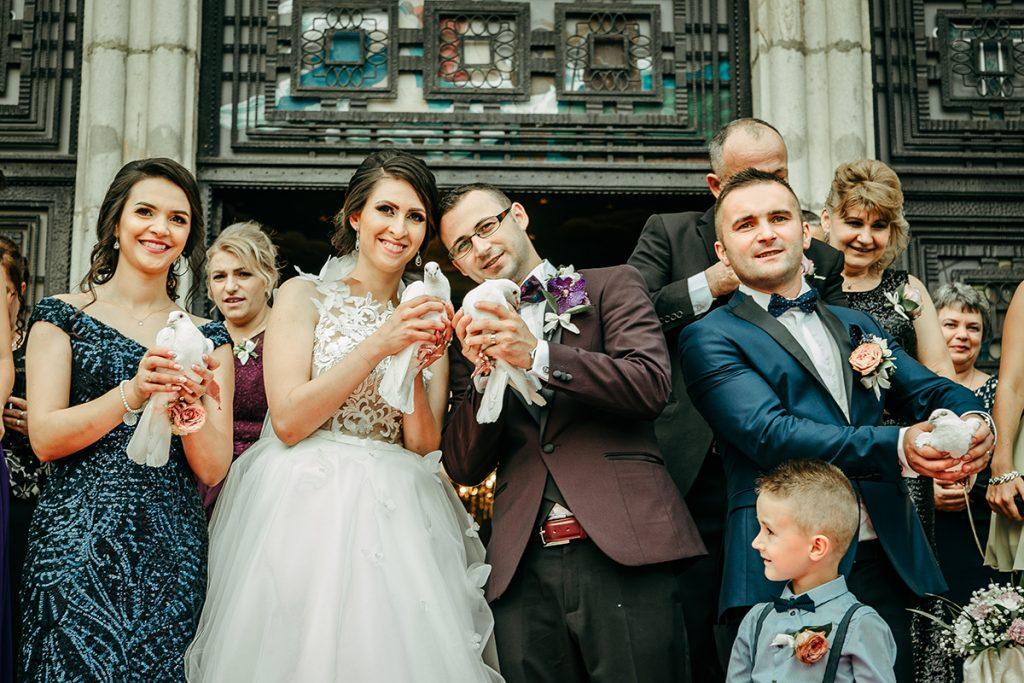 George & Adelina - Wedding 74