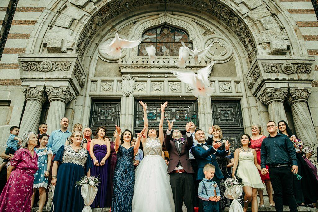 George & Adelina - Wedding 77