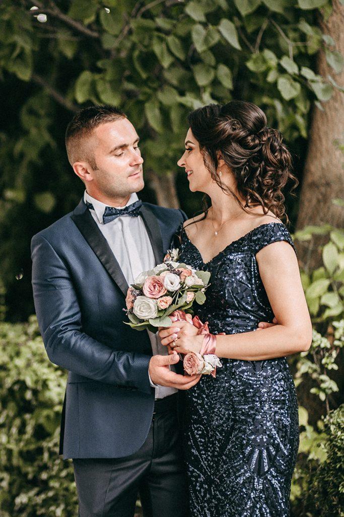 George & Adelina - Wedding 92