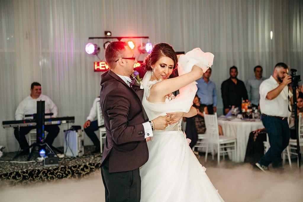George & Adelina - Wedding 111