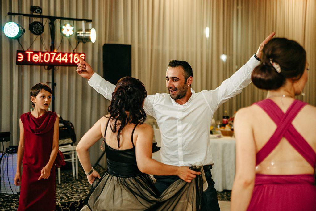 George & Adelina - Wedding 141