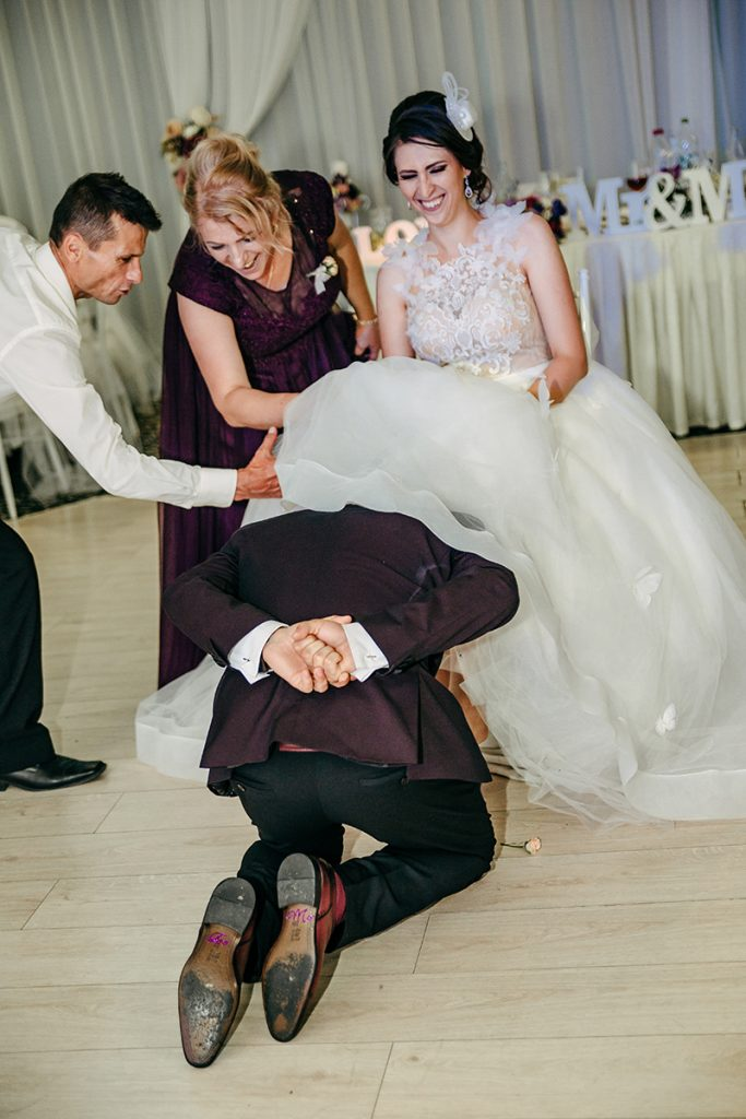 George & Adelina - Wedding 145