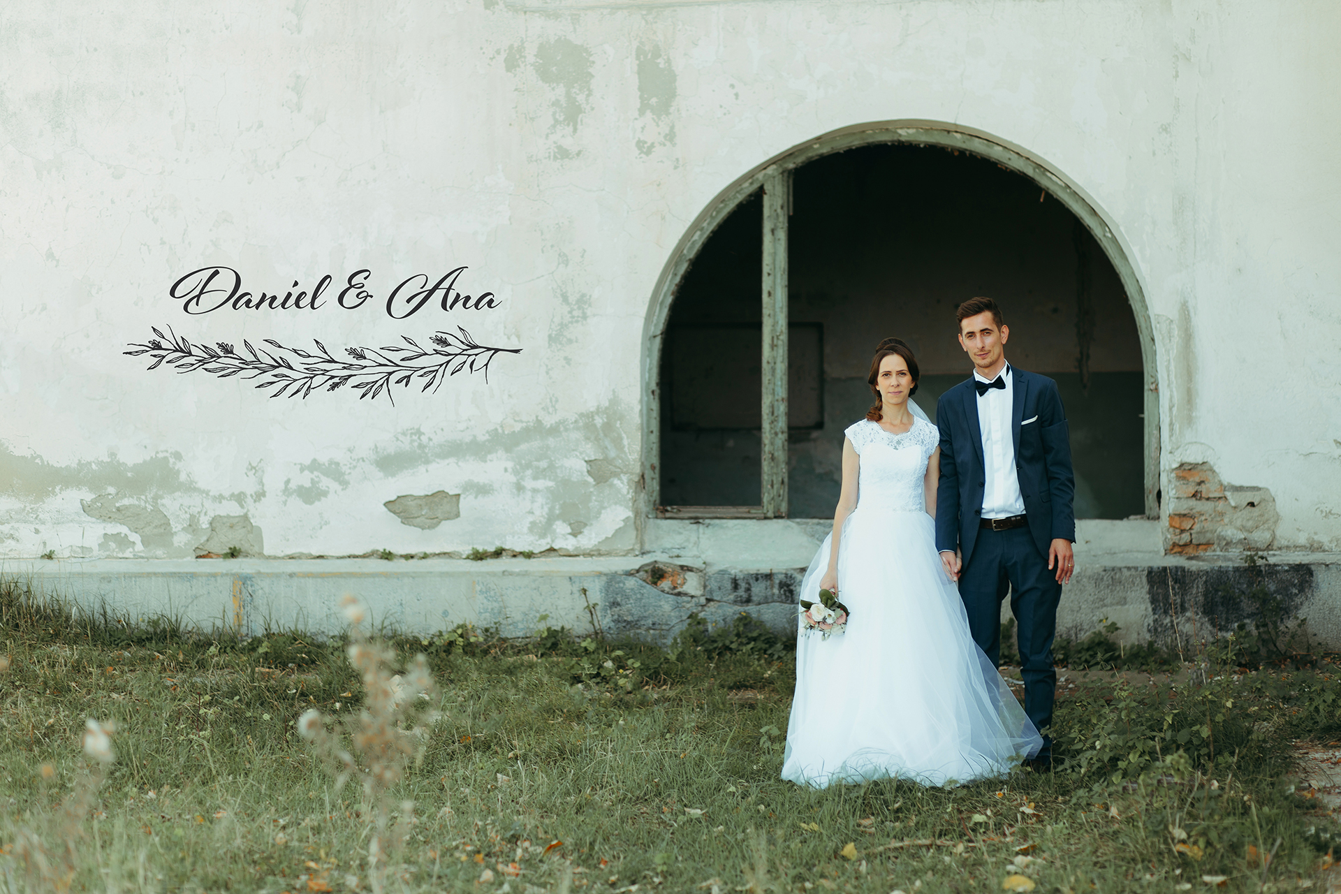 Daniel & Ana - Wedding 1