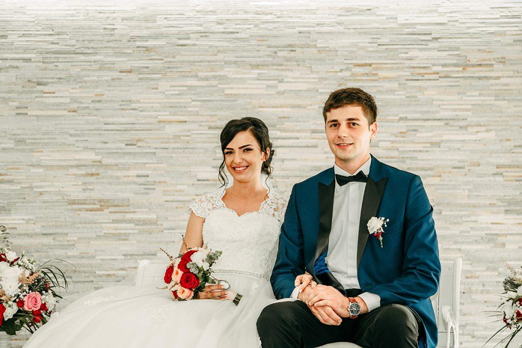 Timotei & Gabriela - Wedding 134