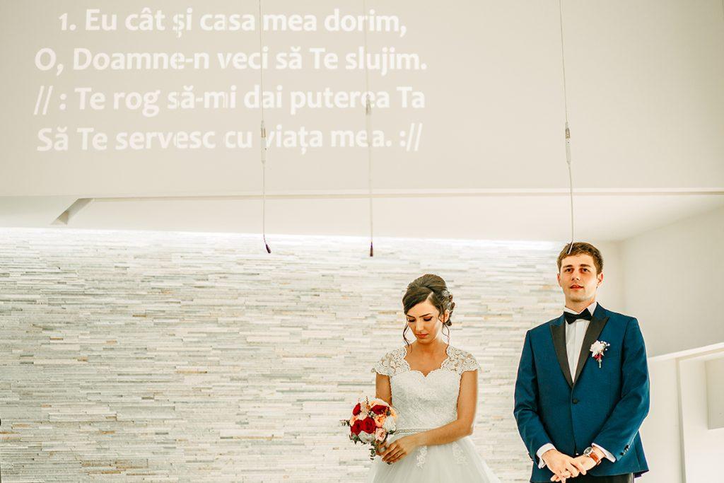 Timotei & Gabriela - Wedding 154